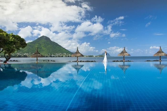 hotel sans suites resort à île Maurice