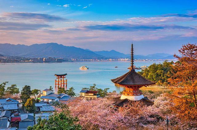Miyajima, Hiroshima, Japan