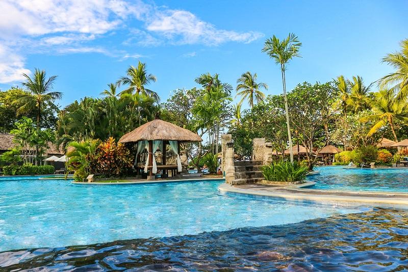 Melia Bali Pool